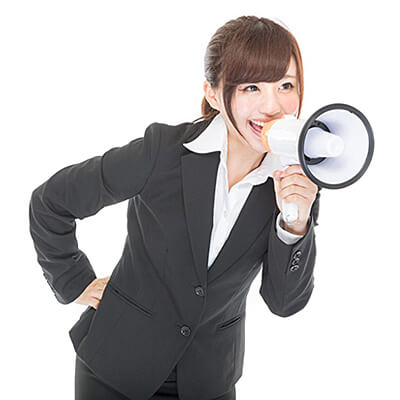 今秋、日本に上陸した話題のスマホ決済サービスのPRスタッフ!