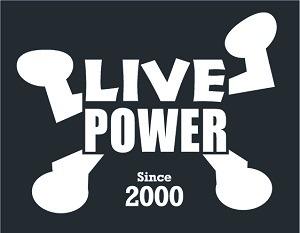 ライブ スタッフ ライブ パワー