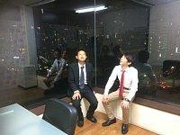 現在、おっさん2名の神奈川支社メンバー
