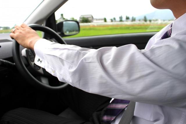 集荷に使うのは軽自動車。運転しやすいです