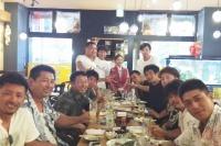 会社で沖縄旅行!