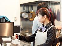 未経験からCafe社員になったスタッフ多数!