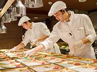 調理スタッフとして、ご活躍ください。