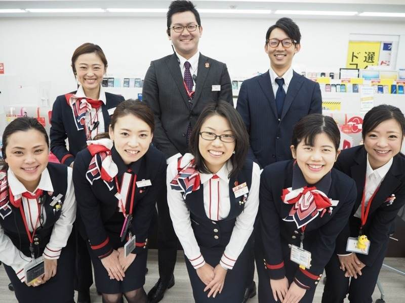 20代〜30代の明るく元気なSTAFFが活躍中!!