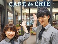 お洒落バイトといえば、やっぱりカフェ!