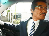 最後に選んだのは、タクシードライバー!