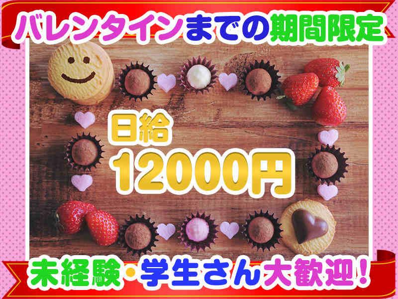 日給12000円!