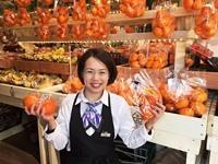 とーっても可愛くて、お洒落なお店♪お野菜と果物、和食材のお店