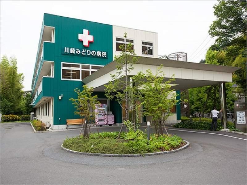 2011年に設立♪とっても綺麗な病院です!