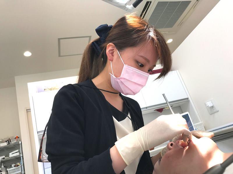 痛くない、怖くない歯医者がモットー
