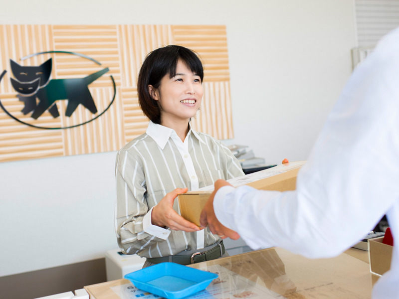 受付事務STAFF大募集!