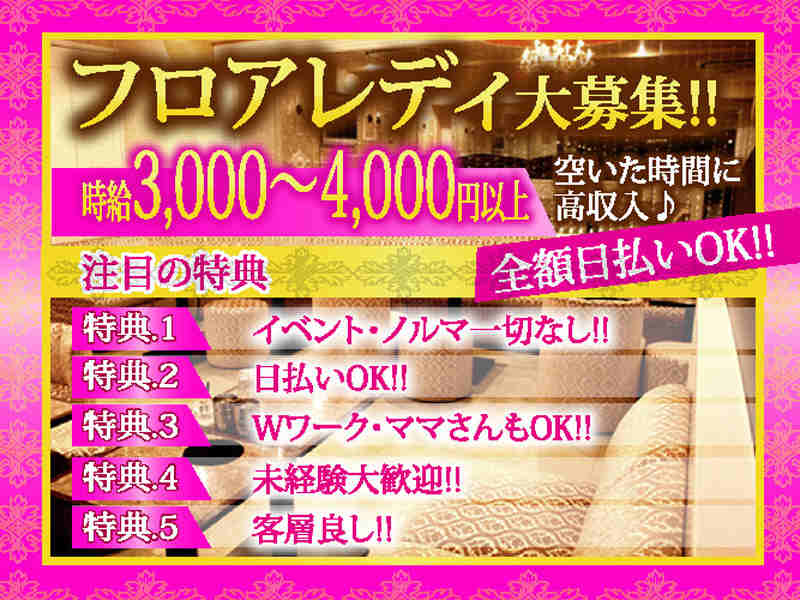 ★3h勤務でも日収1万円以上★