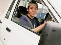 運転がメイン!中型以上の免許があればOK◎