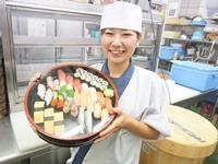 楽しくお寿司が作れちゃいます★