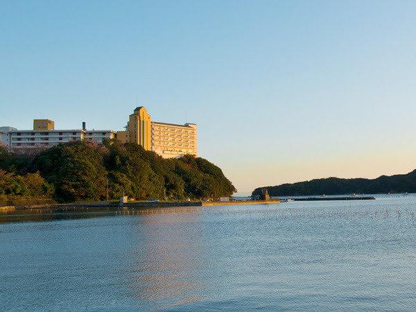 伊勢湾を臨むリゾートホテル
