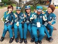20〜50代まで幅広く活躍中!!