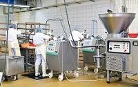 コンビニ麺の製造