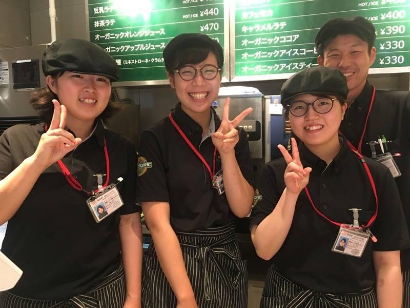 \レアカフェ/東京駅改札内の人気カフェ♪週1~/1日3h~◎